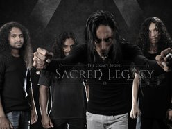 Image for Sacred Legacy
