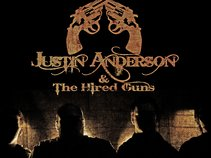 "Justin Anderson and ""The Hired Guns"""