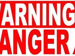 Warning: Danger!