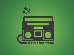 Cilantro Boombox