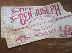 Image for Ben Joseph & The Lay-Lows