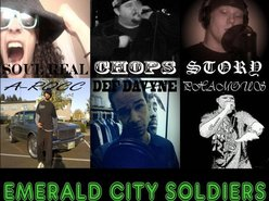 Image for Emerald City Soldiers