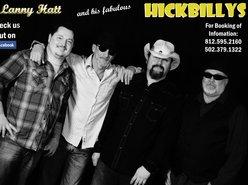 Image for Lanny Hatt & the Hickbillys