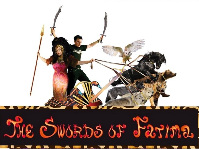 Image for The Swords of Fatima