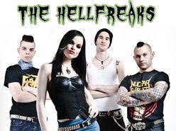 Image for THE HELLFREAKS