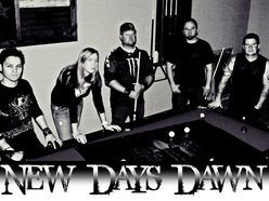Image for New Days Dawn