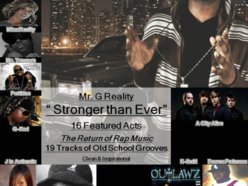Image for Mr. G Reality