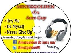 minez golden