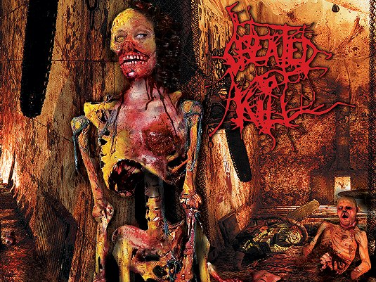 Image for Created To Kill