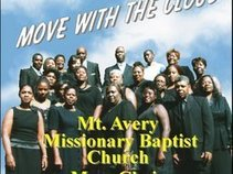 Mt. Avery Mass Choir Move With The Cloud