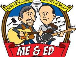 Image for Me & Ed - Zane Gill and Ed Hughes