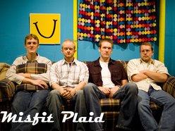 Image for Misfit Plaid