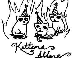 Image for Kittens Ablaze