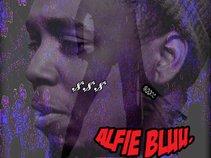 Alfie Bluu.