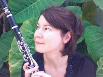 Alice Gallagher, clarinet