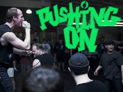 Image for PUSHING ON