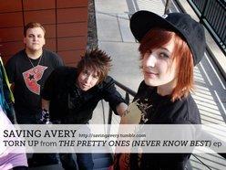 Image for Saving Avery