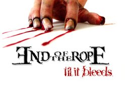 Image for End Of The Rope