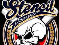 STENCIL PAMPER