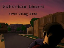 Image for Suburban Losers