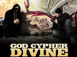 Image for God Cypher Divine