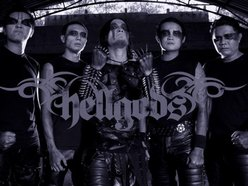 Image for HELLGODS