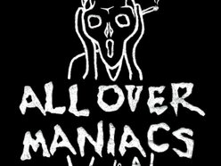 Image for All Over Maniacs