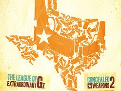 Image for The League of Extraordinary Gz