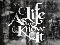 Life As We Know It(Band)