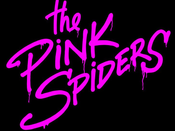 Image for the Pink Spiders
