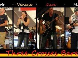 Image for Three Crosses Bare