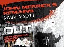 John Merrick`s Remains