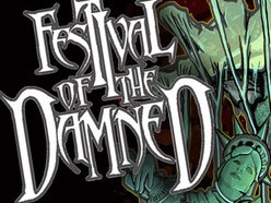 Image for FESTIVAL OF THE DAMNED