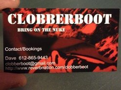 Image for Clobberboot