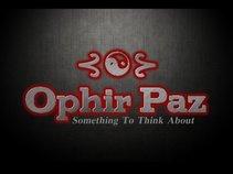 Ophir Paz  ⊰☯⊱