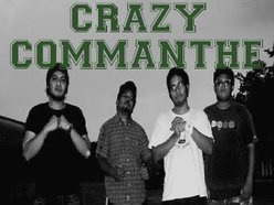 Image for Crazy Commanthe