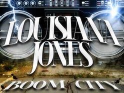 Image for Louisiana Jones