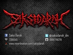 Image for SAKSI DARAH