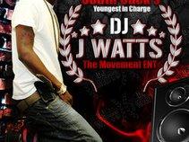 DJ J WATTS