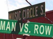 Man vs. Row