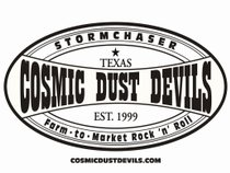 Cosmic Dust Devils