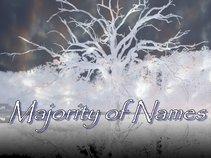 Majority of Names
