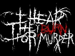 Image for I HEAR THEY BURN FOR MURDER