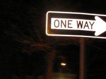 ONE WAY!