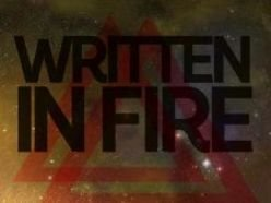 Image for Written In Fire