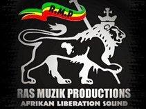 RAS MUZIK PRODUCTIONS di AFRIKAN LIBERATION SOUND
