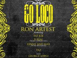 Ron Artest Music
