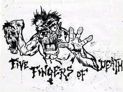 Image for THE FIVE FINGERS OF DEATH