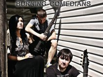 Burning Comedians