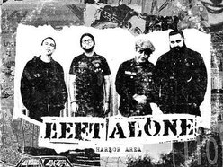 Image for LEFT ALONE